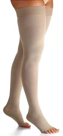 Meia Coxa 7/8 - Select Comfort Premium - Sigvaris - 30-40 mmHg - Cor Natural