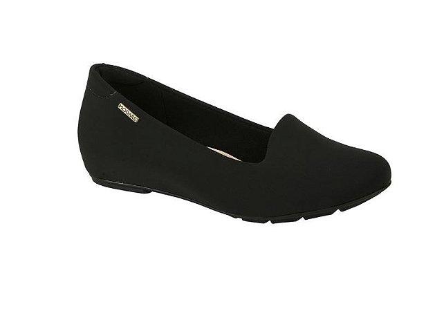 Sapatilha Modare Lycra Viena Protection - Preto - Sapato Casual - Anatômico