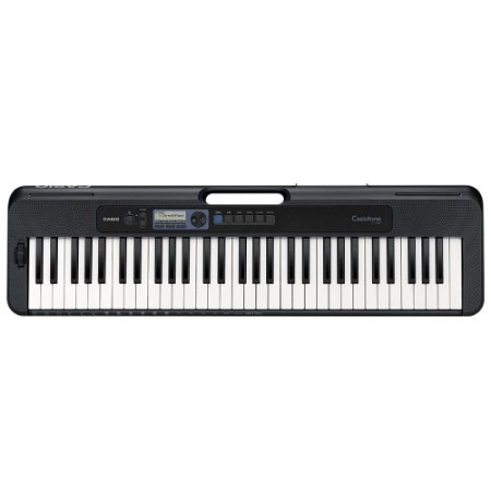 Teclado Casio CT-S300 Black Casiotone