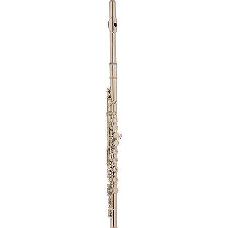 Flauta transversal Eagle FL03 N Niquelada em Dó