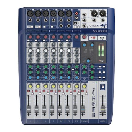 Mesa Soundcraft signature 10