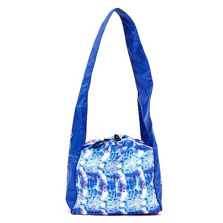 Bolsa Tiracolo Kesttou BK045 Azul Estampado