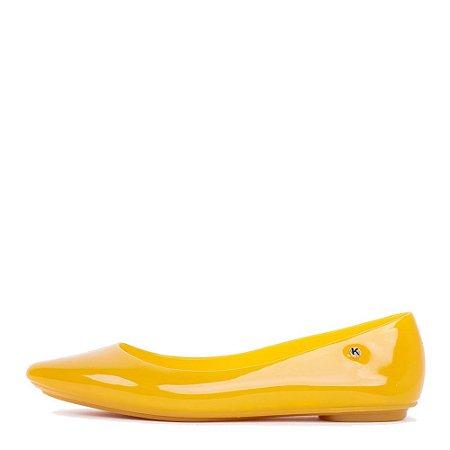 Sapatilha Clássica Kesttou Amarelo KTSP06