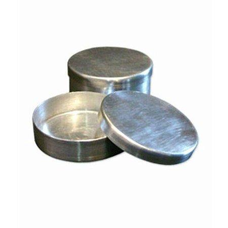 Placa de Petri com Tampa em Alumínio
