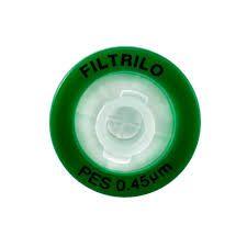 Filtro de seringa em PES - Hidrofílico