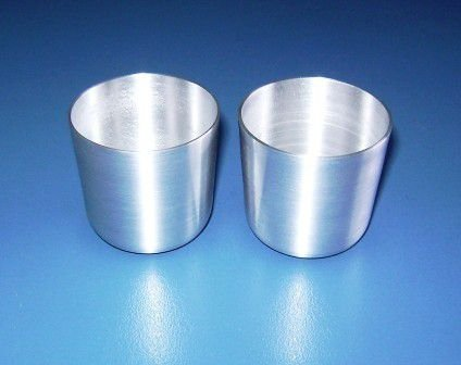 Cadinho De Alumínio