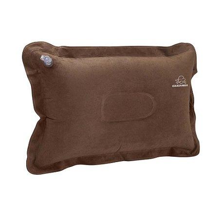 Travesseiro Inflável Smart Guepardo - Marrom