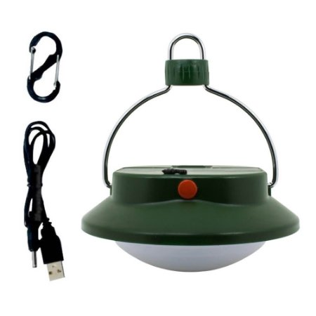 Lanterna de Barraca Led Camping LED-C04 Albatroz Fishing - Verde