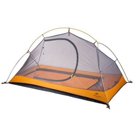 Barraca Cycling Ultralight Naturehike (1P) - Laranja