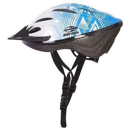 Capacete de Ciclismo Triad Mormaii -  Azul