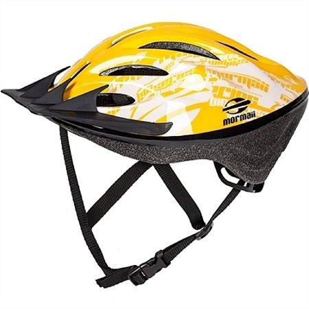 Capacete de Ciclismo WM1 Mormaii -  Amarelo