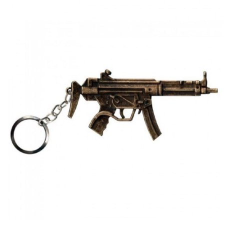Chaveiro HK 53 Bélica - Ouro Velho