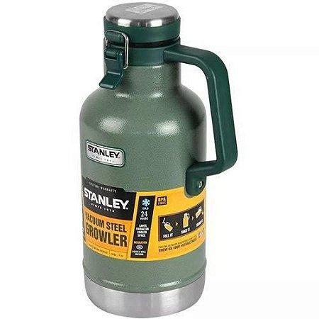 Garrafa Stanley Growler 1,9L - Verde