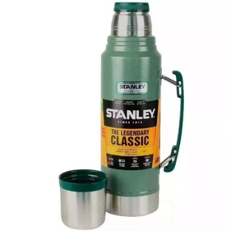 Garrafa Térmica Stanley Legendary Classic 1L - Verde