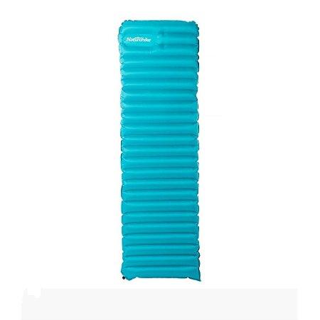 Isolante Inflável Sleeping Pad Naturehike - Azul