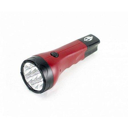 Lanterna Recarregável Charger 2 Mormaii - Vermelho