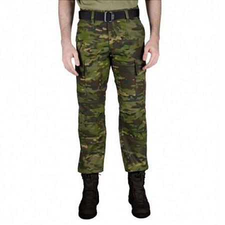 Calça Masculina Combat Camuflada Bélica - Tropic