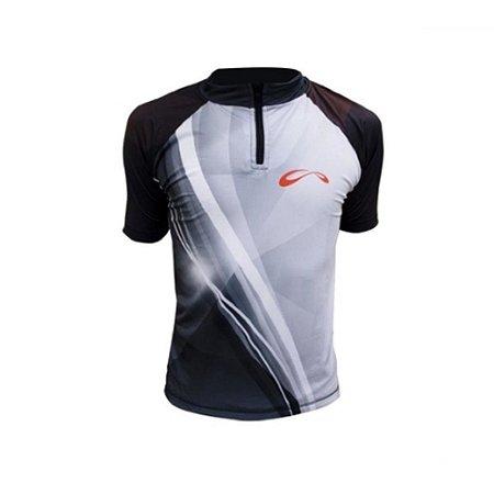 Camiseta de Ciclismo Sublimada Print Masculina Sol Sports