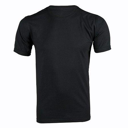 Camiseta Masculina Soldier Bélica - Preto