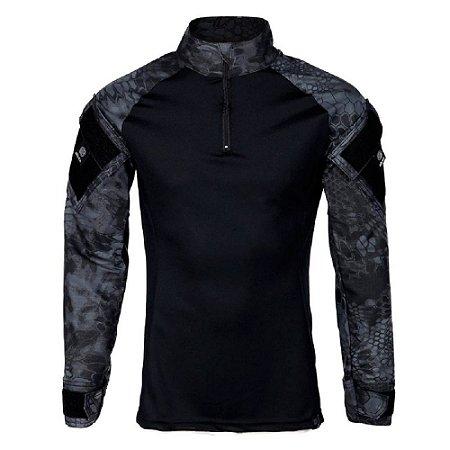 Combat Shirt Bélica Camuflado Typhon