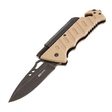 Canivete Borlov Nautika - Coyote