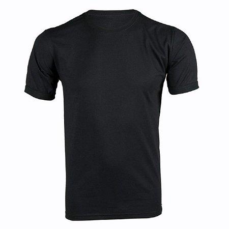 Kit Com 2 Camisetas Masculina Soldier Bélica - Preta e Coyote