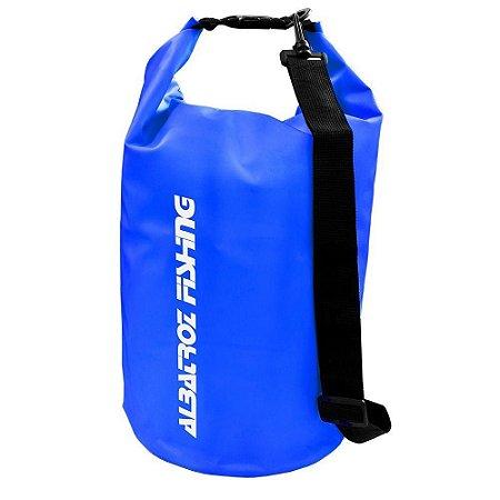 Bolsa Campbag Impermeável Albatroz Fishing 50L - Azul