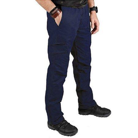 Calça Masculina Multiforce Bélica - Azul