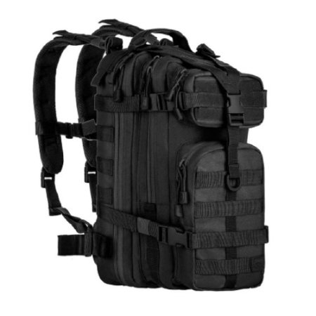 Mochila Assault Invictus - Preto