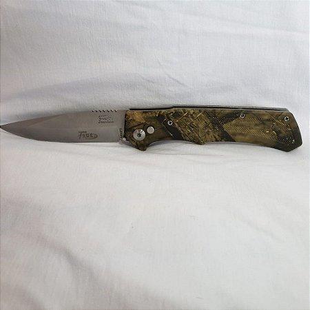 Canivete Taue - Kryptek Mandrake