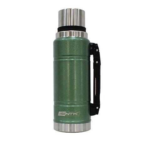 Garrafa Térmica Granite 1L NTK - Verde