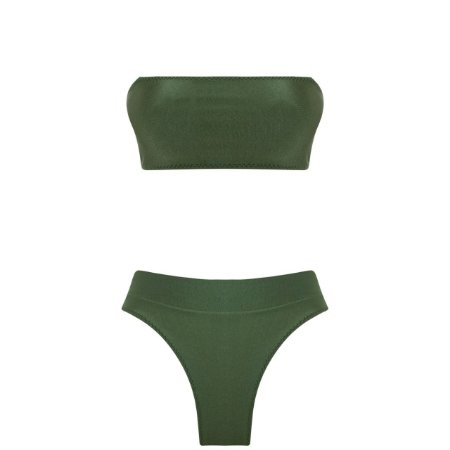 Bikini Maui Croco