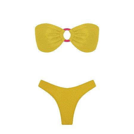 Bikini Smile - Shine Yellow