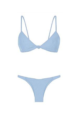 Biquini Mahina Azul Bebê