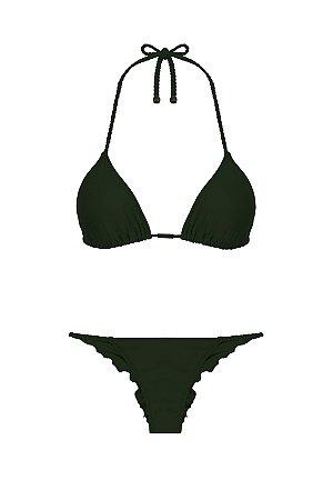 Bikini Lila I Verde