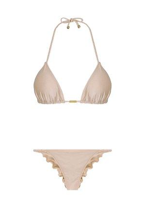 Bikini Lila i Nude