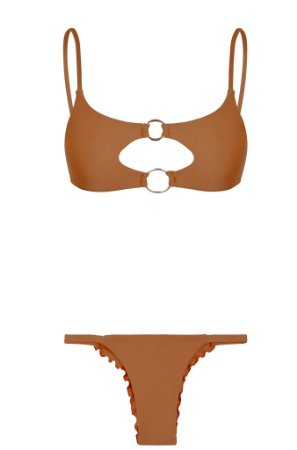 Bikini Braba Cobre