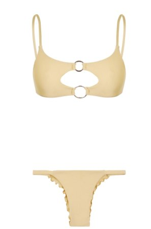Bikini Braba Amarelo