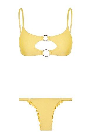 Bikini Braba Amarelo II