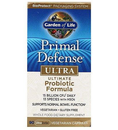 Probiótico Garden of Life Primal Defense Ultra 90 caps