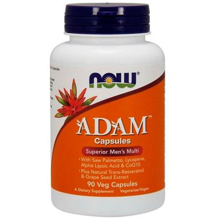 Multivitamínico Now Foods Adam Superior Masculino