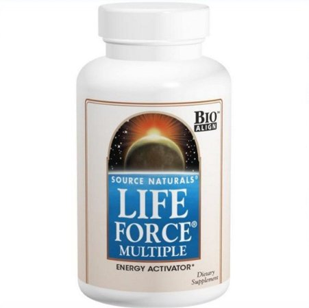 Multivitamínico Source Naturals Life Force