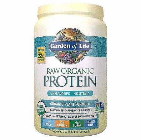 Proteína Garden of Life RAW Organic