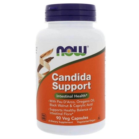 Candida Support Now Foods 90 caps
