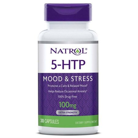 5-HTP Natrol 100mg 30 caps