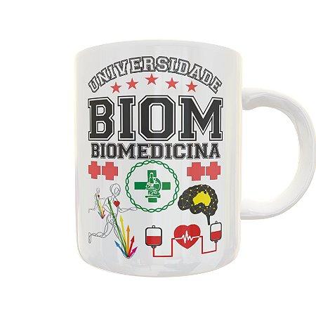 Caneca Universidade Biomedicina
