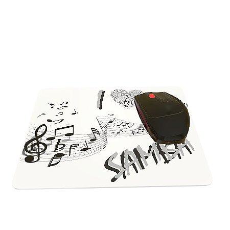 Mouse Pad I Love Samba