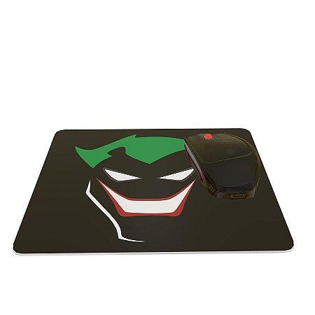 Mouse Pad Colorido Herói Verde