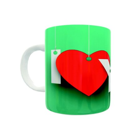 Caneca de Porcelana I And You