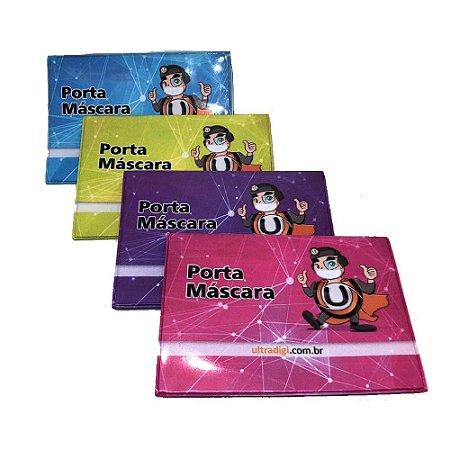 Kit 4 Porta Máscaras - Ultradigi